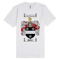 Harry Potter Family Fandom Crest Unisex Premium T shirt Size S,M,L,XL,2XL