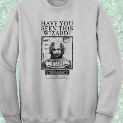 Have You Seen This Wizard Ministry of Magic Crewneck Sweatshirt