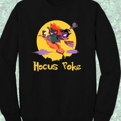 Hocus Poke Pokemon Crewneck Parody Sweatshirt