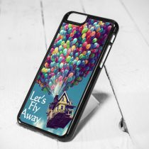 Hot Air Balloon Pixar Up Quote Protective iPhone 6 Case, iPhone 5s Case, iPhone 5c Case, Samsung S6 Case, and Samsung S5 Case