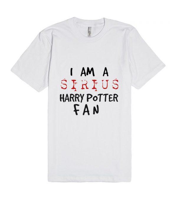I am a Sirius Harry Potter Fan Unisex Premium T shirt Size S,M,L,XL,2XL