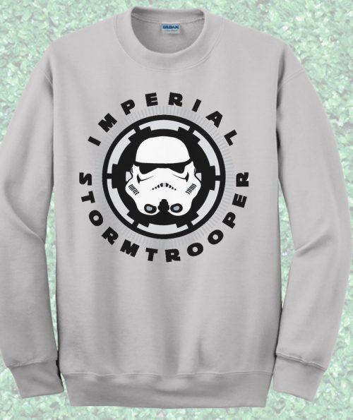 Starwars Imperial Stormtrooper Crewneck Sweatshirt