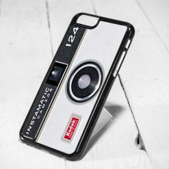 Instagram Instamatic Camera Protective iPhone 6 Case, iPhone 5s Case, iPhone 5c Case, Samsung S6 Case, and Samsung S5 Case