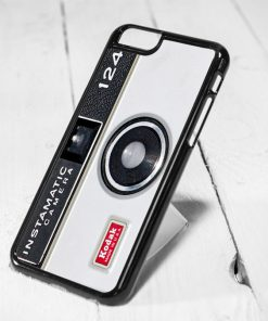 Instagram Instamatic Camera Protective iPhone 6 Case, iPhone 5s Case, iPhone 5c Case, Samsung S6 Case, and Samsung S5 Case