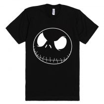 Jack Skellington Nightmare Before Christmas Unisex Premium T shirt Size S,M,L,XL,2XL