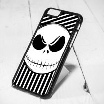 Jack Skellington Protective iPhone 6 Case, iPhone 5s Case, iPhone 5c Case, Samsung S6 Case, and Samsung S5 Case