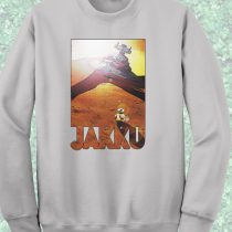 Starwars Jakku Camp Crewneck Sweatshirt