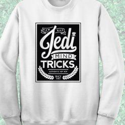 Starwars Jedi Mind Tricks Crewneck Sweatshirt