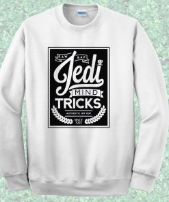 Starwars Jedi Mind Tricks Crewneck Sweatshirt