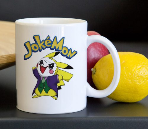 Jokemon Pokemon Joker Tea Coffee Classic Ceramic Mug 11oz