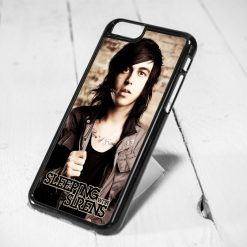 Kellin Quinn Sleeping With Sirens Protective iPhone 6 Case, iPhone 5s Case, iPhone 5c Case, Samsung S6 Case, and Samsung S5 Case