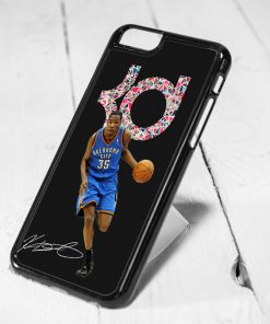 Kevin Durant Basketball Protective iPhone 6 Case, iPhone 5s Case, iPhone 5c Case, Samsung S6 Case, and Samsung S5 Case