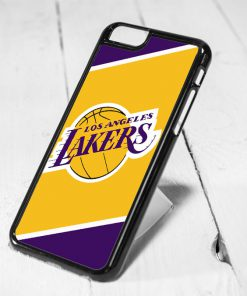 LA Lakers Basketball Protective iPhone 6 Case, iPhone 5s Case, iPhone 5c Case, Samsung S6 Case, and Samsung S5 Case