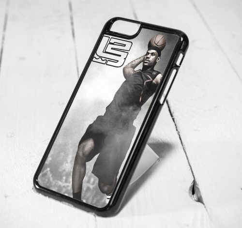 Lebron James Protective iPhone 6 Case, iPhone 5s Case, iPhone 5c Case, Samsung S6 Case, and Samsung S5 Case