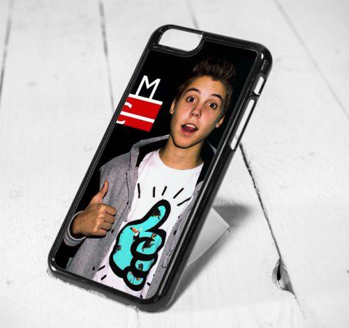 Matt Espinosa Magcon Boys Protective iPhone 6 Case, iPhone 5s Case, iPhone 5c Case, Samsung S6 Case, and Samsung S5 Case
