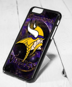 Minnesota Vikings Protective iPhone 6 Case, iPhone 5s Case, iPhone 5c Case, Samsung S6 Case, and Samsung S5 Case