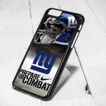 New York Prepare Combat NFL Protective iPhone 6 Case, iPhone 5s Case, iPhone 5c Case, Samsung S6 Case, and Samsung S5 Case