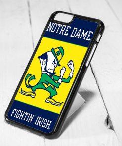 pretty nice bc25d 8ff87 Notre Dame Fightin Irish Protective iPhone 6 Case, iPhone 5s Case, iPhone  5c Case, Samsung S6 Case, and Samsung S5 Case