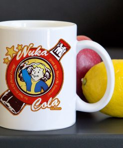 Nuka Cola Drink Tea Coffee Classic Ceramic Mug 11oz