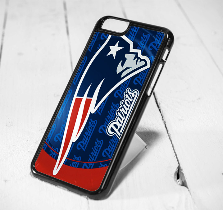 Patriots New England Protective iPhone 6 Case, iPhone 5s Case, iPhone 5c Case, Samsung S6 Case, and Samsung S5 Case