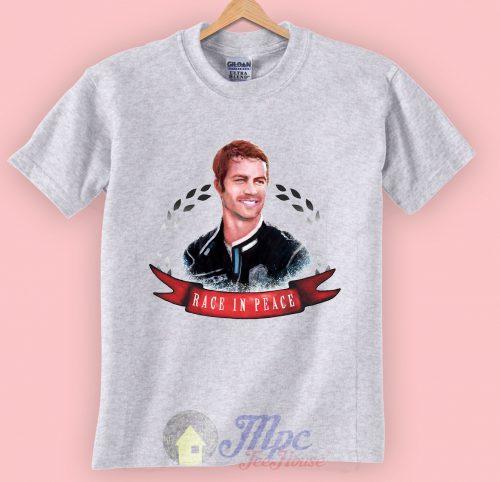 Paul Walker Fast Furious Unisex Premium T shirt Size S,M,L,XL,2XL