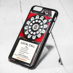 Payphone Protective iPhone 6 Case, iPhone 5s Case, iPhone 5c Case, Samsung S6 Case, and Samsung S5 Case