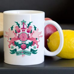 Rose Quartz Steven Universe Tea Coffee Classic Ceramic Mug 11oz