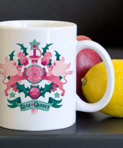 Rose Quartz Steven Universe Tea Coffee Classic Ceramic Mug 11oz