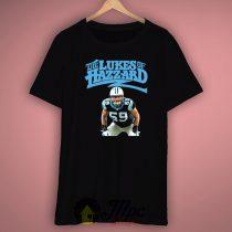 The Lukes of Hazard Carolina Panthers Unisex Premium T shirt Size S,M,L,XL,2XL