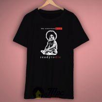 The Notorious Big Biggie Ready to Die Unisex Premium T shirt Size S,M,L,XL,2XL