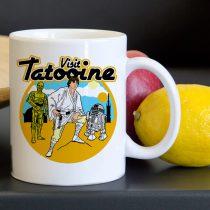 Visit Tatooine Starwars Tea Coffee Classic Ceramic Mug 11oz