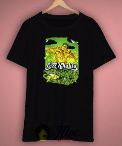 Wiz Khalifa Unisex Premium T shirt Size S,M,L,XL,2XL