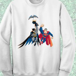 Batman vs Superman Crewneck Sweatshirt