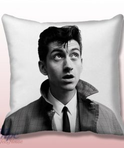 Alex Turner Arctic Monkeys Throw Pillow Cover