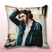 Andrew Hazier Byrne Throw Pillow Cover