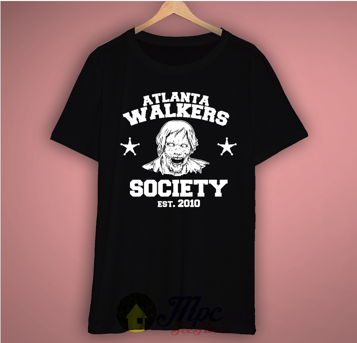Atlanta Walker Society Unisex Tee