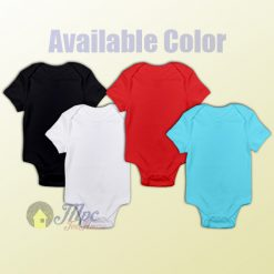 Mpcteehouse Baby Onesies available color