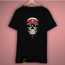 Bandana Skull T Shirt Available Size S M L XL XXl