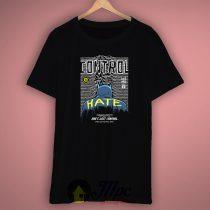Batman Bat Control T Shirt Available Size S M L XL XXl