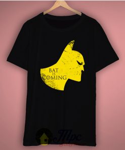 Batman Is Coming Unisex Tee