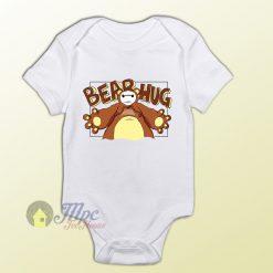 Disney Baymax Bear Hug Baby Onesie
