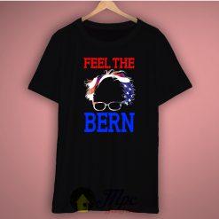 Bernie Feel The Bern T Shirt Available Size S M L XL XXl