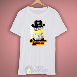 Clockwork Orange Minion T Shirt