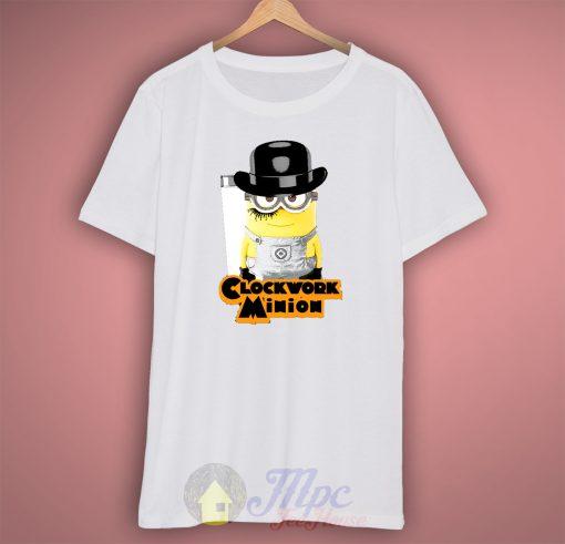 Clockwork Orange Minion T Shirt