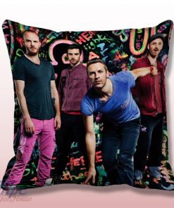 Coldplay Gravity Pillow Cover