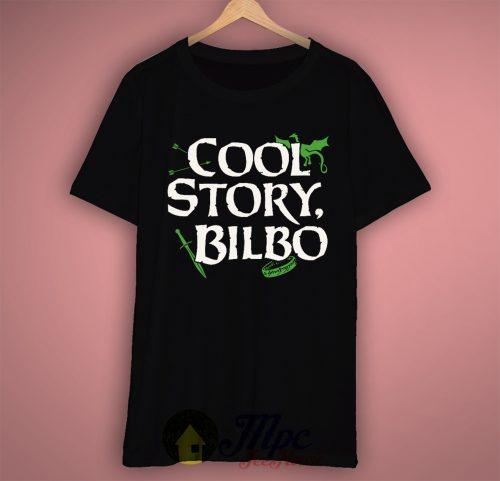 Cool Story Bilbo T Shirt