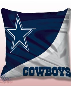 Texas Dallas Cowboys Throw Pillow Cover