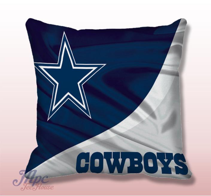Texas Dallas Cowboys Throw Pillow Cover Mpcteehouse 40s Tees Beauteous Dallas Cowboys Decorative Pillow