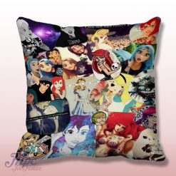 Disney Day of The Dead Throw Pillow Cover