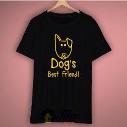 Dogs Best Friend Basic Tee